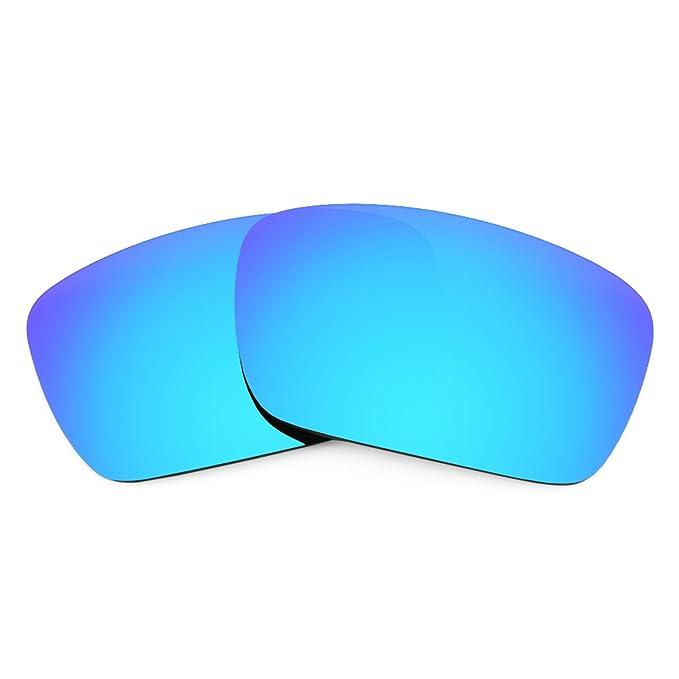 5456c2fffca69 Revant Lentes polarizados para Oakley Fuel Cell (Azul Hielo) MirrorShield®   Amazon.es  Ropa y accesorios