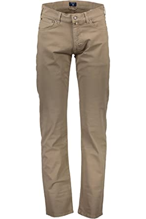13def4e006 Image Unavailable. Image not available for. Colour: Gant Men's Tyler  Comfort Desert Twill Jean