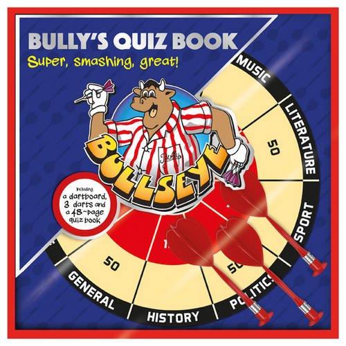Bullseye - Mini Dartboard (Novelty Gift Set Bullseye)