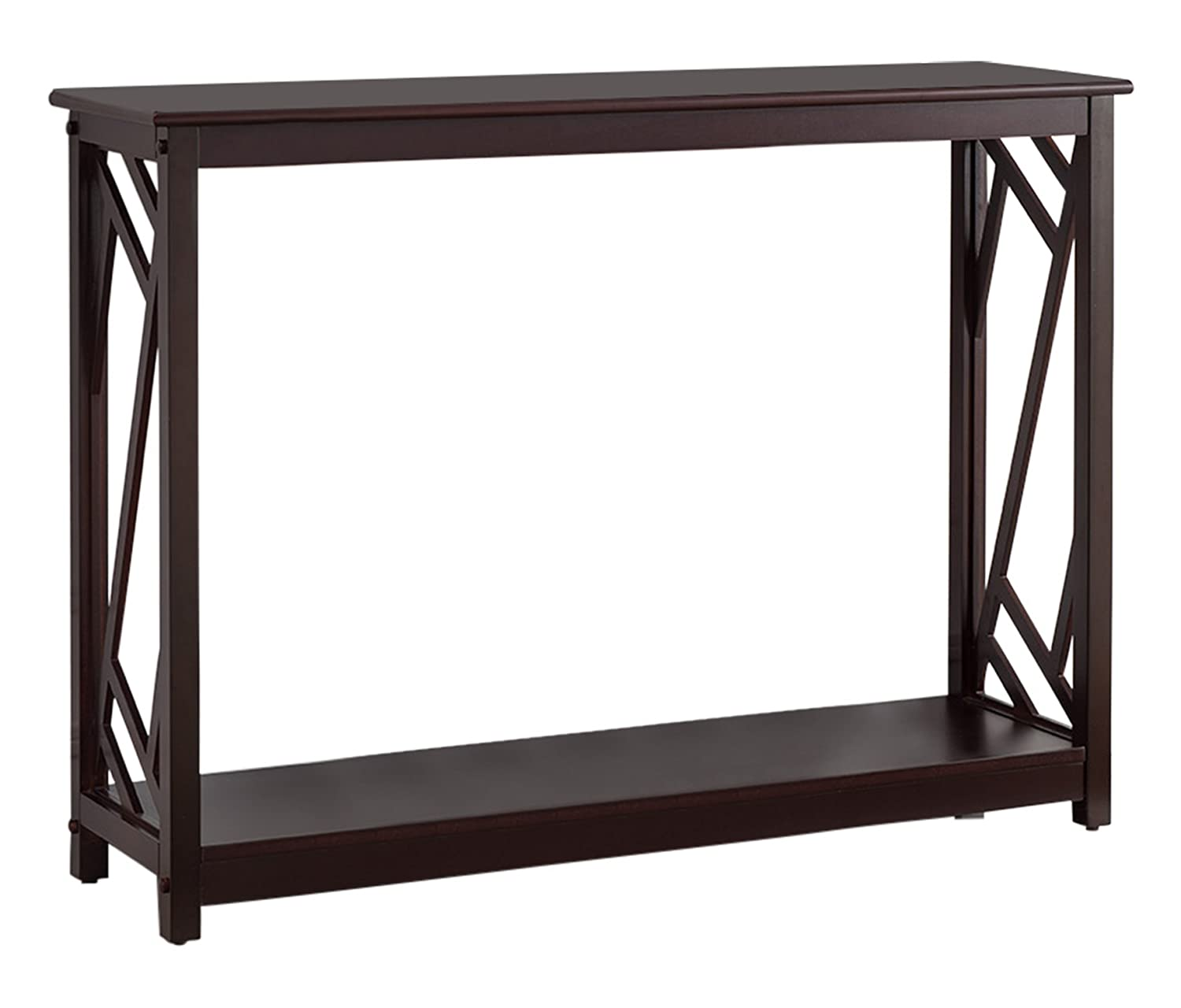 Amazon Kings Brand Furniture Wood Entryway Console Sofa Table