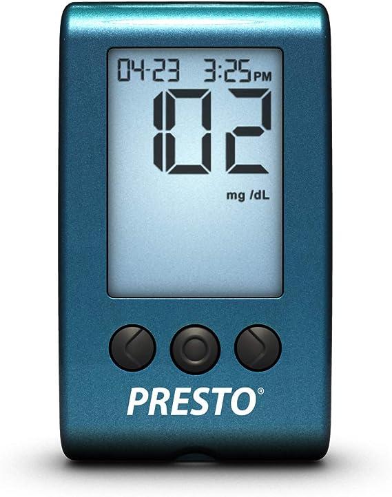 monitor de salud diabetes canción alan