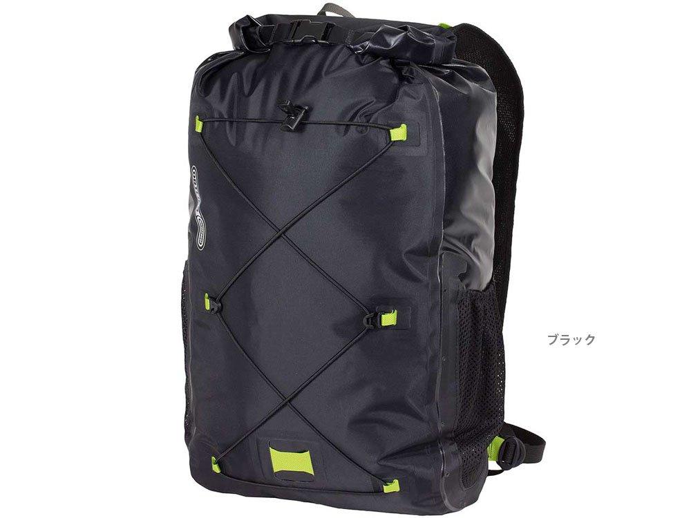 ORTLIEB(オルトリーブ) ライトパック プロ25 R6051 ブラック 25L   B01CGIKHNS
