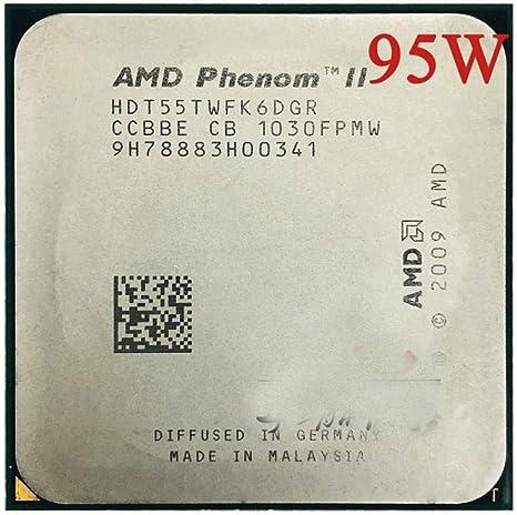 Amazon Com Amd Phenom Ii X6 1055t 1055 2 8g 95w Six Core Cpu Processor Hdt55twfk6dgr Socket Am3 Computers Accessories