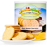 Saratoga Farms Pilot Bread Crackers
