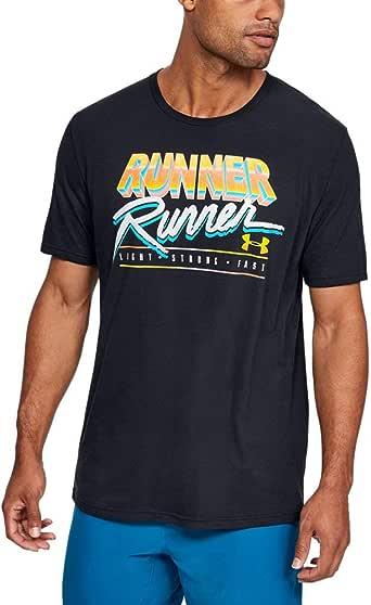 Under Armour Men's UA RUNNER RUNNER SHORT SLEEVE T-Shirt