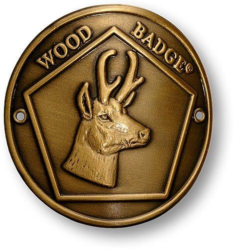 Badge Antelope Patrol Hiking Medallion