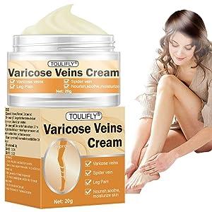 Varicose Veins Cream,Varicose Cream,Varicose Vein Treatment,Varicose Cream Herbal for Spider Veins Edema Nerve Leg Pain Relief