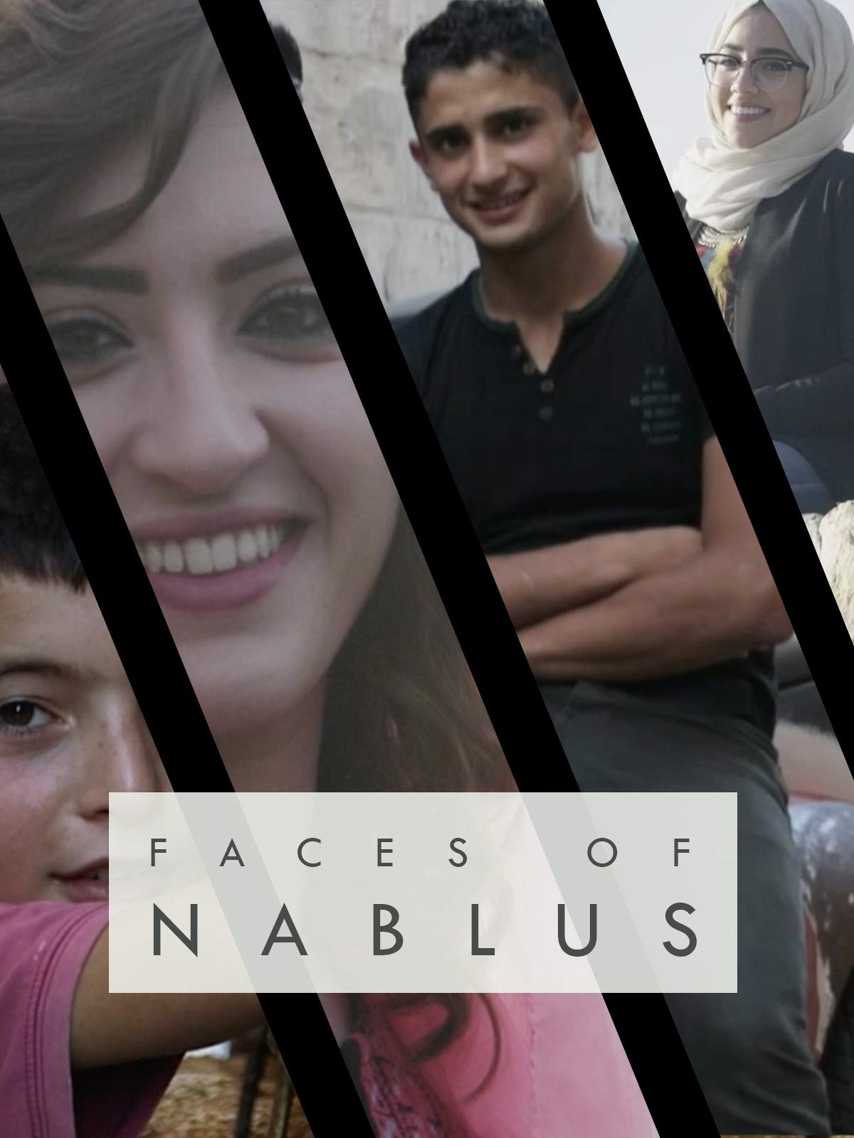 Faces of Nablus on Amazon Prime Video UK