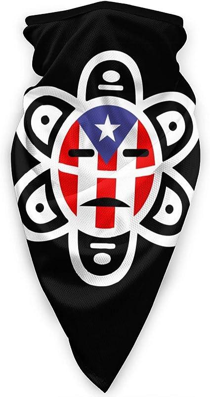 Puerto Rico Multi Scarf Mask