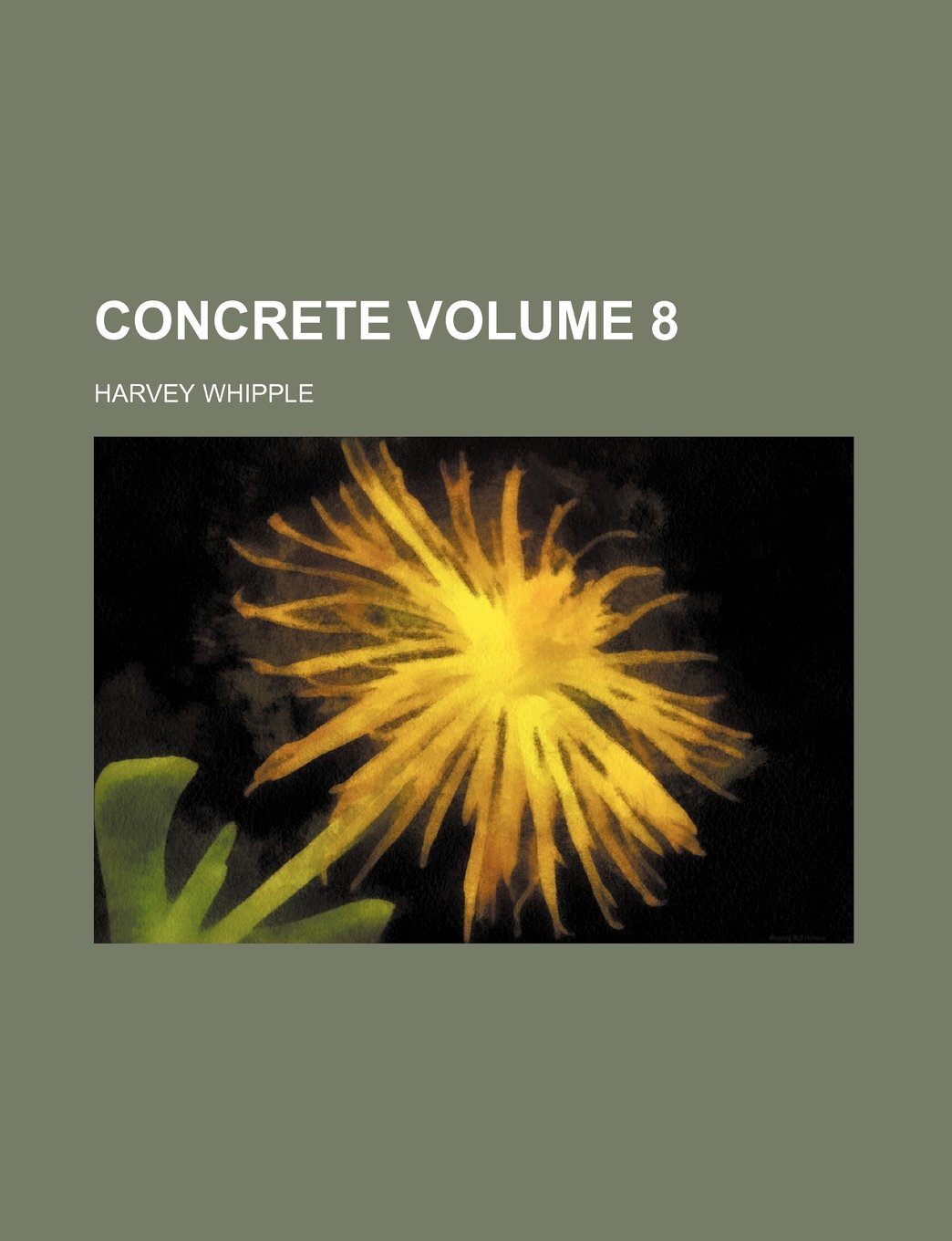 Concrete Volume 8 pdf