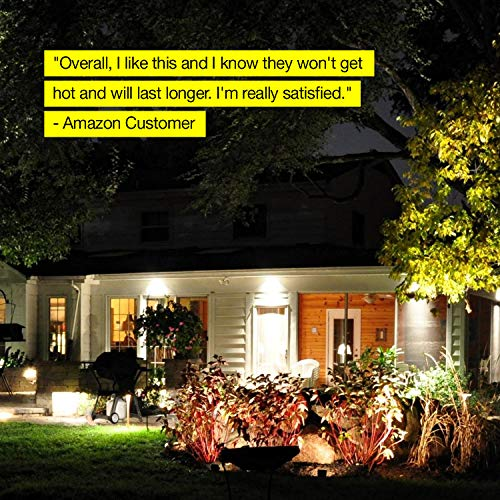 Led Landscape Lighting Cost: Package Of 10 LED Replacements For Malibu