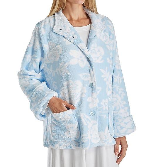 9be97fd9e4343 La Cera Bed Jacket (88121B) at Amazon Women s Clothing store