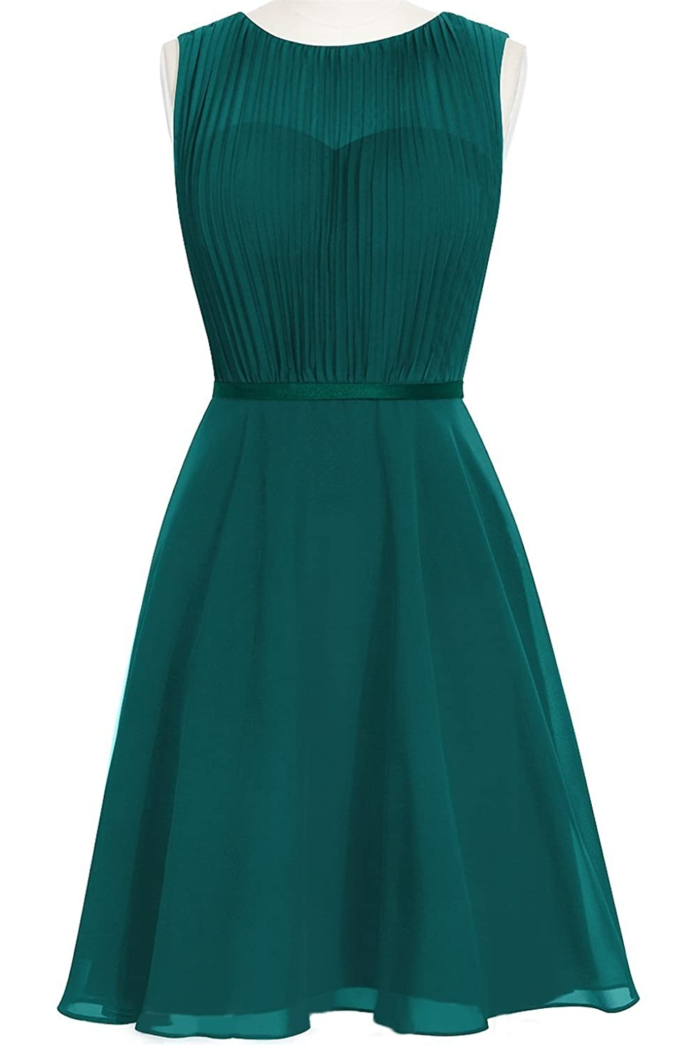 MittyDresses 2015 New Cocktail Homecoming Dresses for Girl Evening Party Size 18W US Peacock