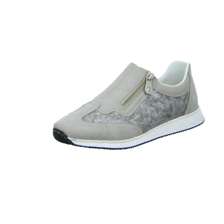Rieker Damen 56061 56061 56061 Sneakers Grau 50f3b5