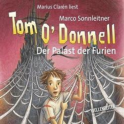 Der Palast der Furien (Tom O'Donnell 2)