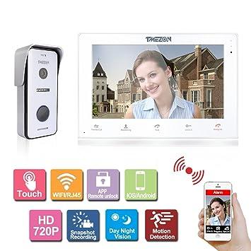 Tmezon 10 Inch Touch Screen Wireless Amazon Electronics