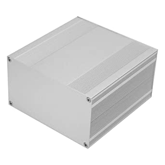 Caja de caja de aluminio Caja de caja de instrumentos de PCB de proyecto de placa