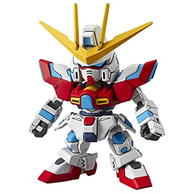 Bandai Hobby SD EX-Standard 011 Try Burning Gundam Building Kit: Toys & Games