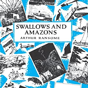 Swallows and Amazons | Livre audio