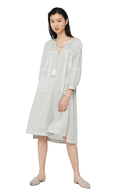 MANGO Women\'s Organic Cotton Oversize Dress at Amazon Women\'s ...