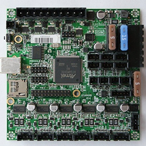 3DMakerWorld UltiMachine Archim 32-Bit 3D Printer Motherboard