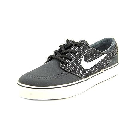 Zapatillas Nike – Zoom Stefan Janoski – Lienzo Antracita/Blanco Marfil/Negro, Gris