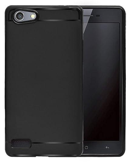 Case Oppo Neo 7 Bumper Metal Back Case Sliding Silver - Harga ... 2d2d38464c