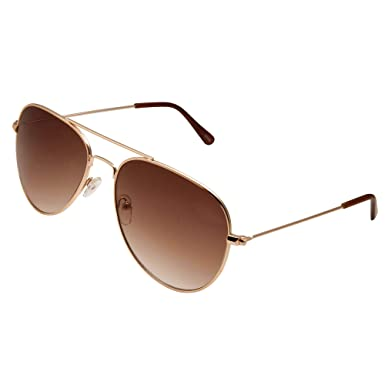 fe8dc0e347 Image Unavailable. Image not available for. Colour  grinderPUNCH Classic Aviator  Sunglasses ...
