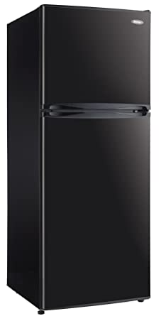 Amazon.com: Danby DFF100C1BDB 10.0 cu.ft. Two Door Apartment Size ...