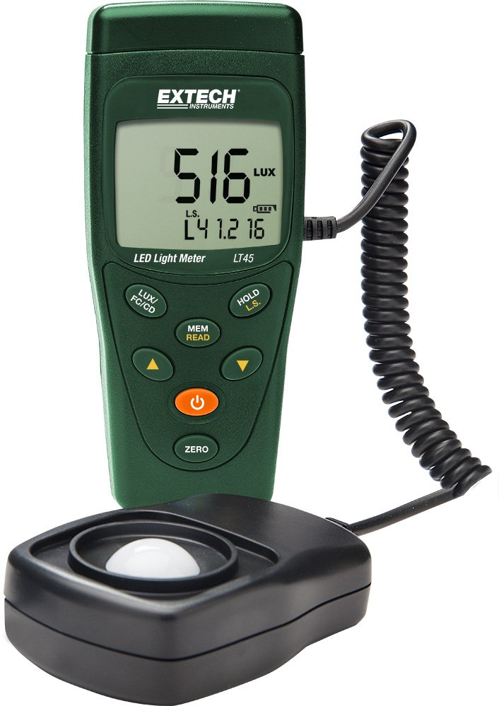 Extech LT45 LED Light Meter by Extech