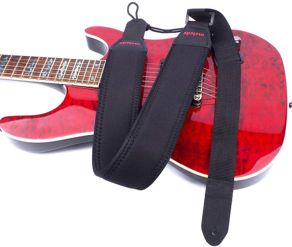 De Correa retro de la guitarra Buceo algodón correa de la guitarra Retro 3