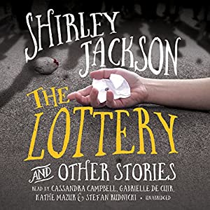 The Lottery, and Other Stories Audiobook