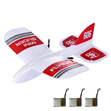 TwoCC-Drone, tres electricistas Versión Kfplan Kf606 Epp 2.4G 2Ch ...