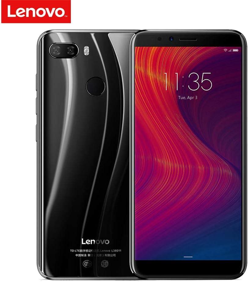 Lenovo K5 Play 4G Teléfono Móvi ID de Cara 5.7 Pulgadas HD + 18: 9 ...