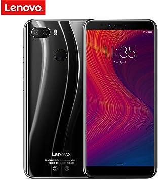 Lenovo K5 Play 4G Teléfono Móvi ID de Cara 5.7 Pulgadas HD + 18: 9 Monitor