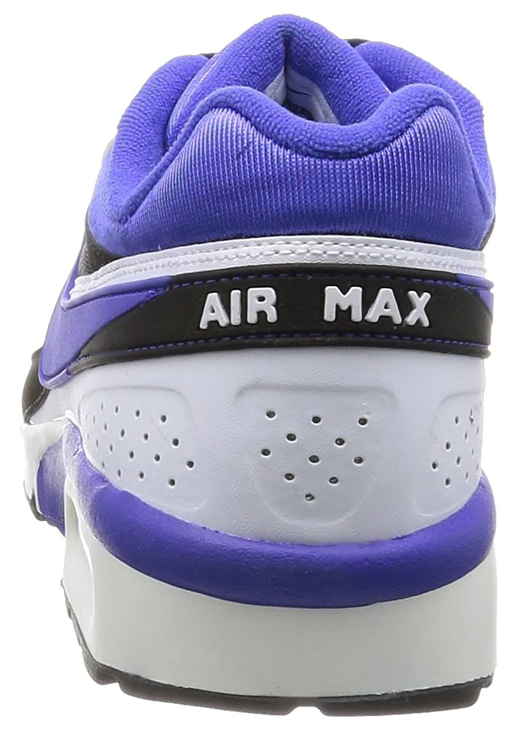 Nike Nike Air Max Classic BW FB, Sneakers Basses homme, Schwarz (Persian violet/white), 41