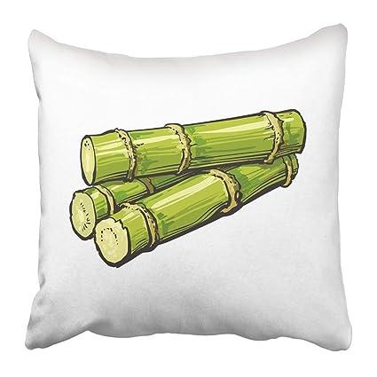 Amazon Com Custom Pile Of Fresh Raw Green Sugar Cane Sketch