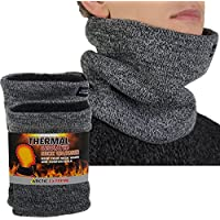 2-Pk. Arctic Thermal Insulated Fleece Lined Neck Warmer