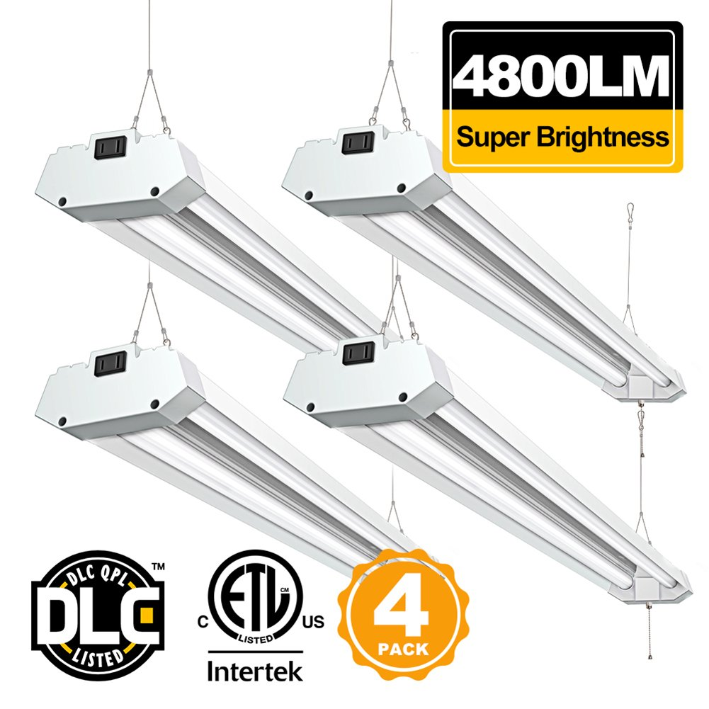 40w Led Shop Light Garage Light W Pull Chain: Blowout Sale! Save Up To 75
