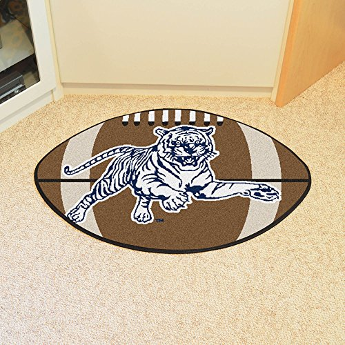 Fanmats Team Support Sports Carpet Decorative Accessories Logo Printed Jackson State Football Rug 22