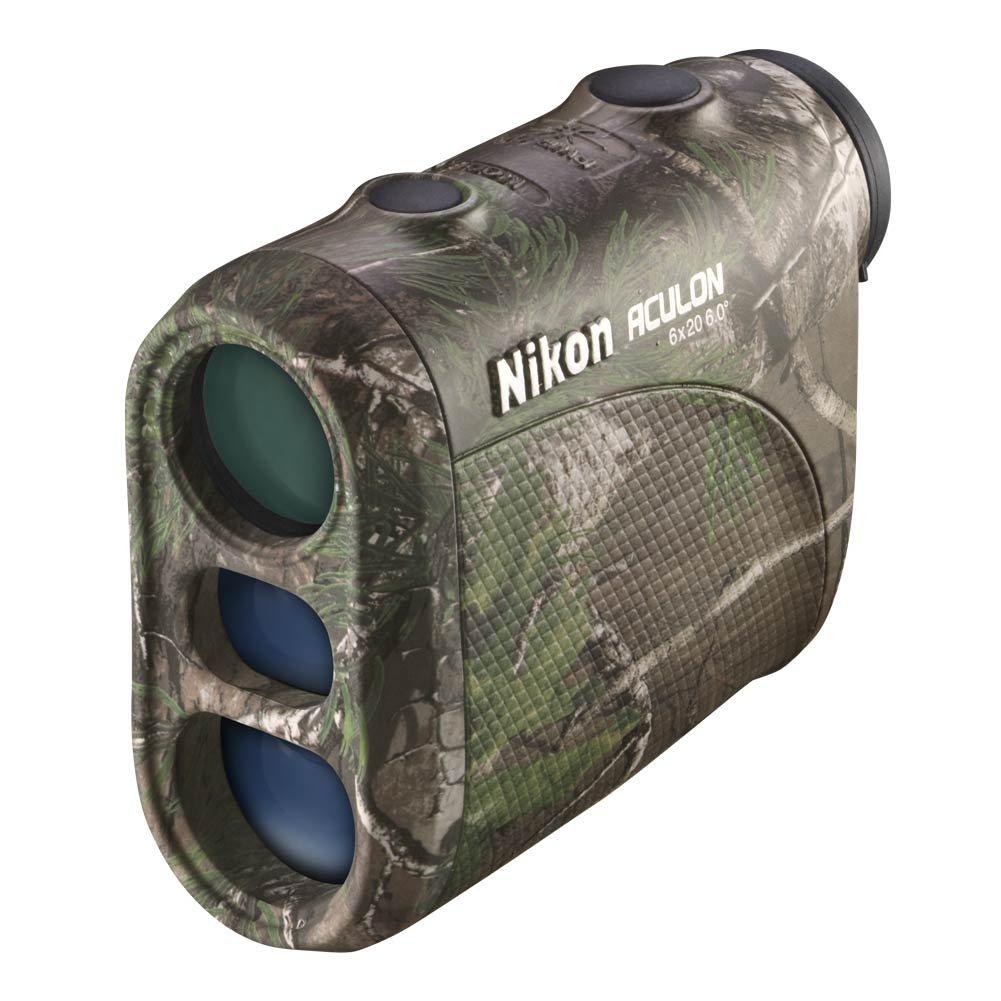 Nikon 8398 ACULON Laser Rangefinder, Xtra Green by Nikon