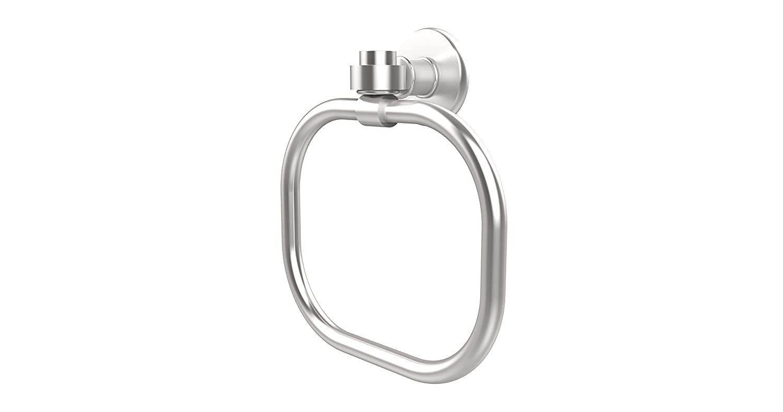 Allied Brass 2016-SCH 15cm Towel Ring, Satin Chrome B004J4NF4Q サテンクローム サテンクローム