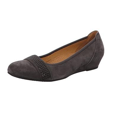 Gabor Shoes AG NV - Gris - 20 Dark Grey, 38 EU
