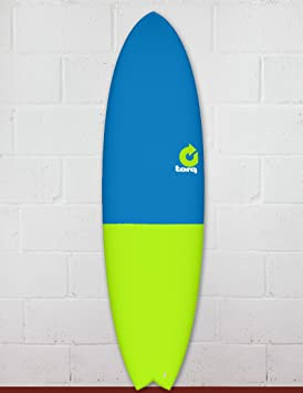 Torq Mod peces tabla de surf 182,88 cm 6 - Fifty Fifty: Amazon.es: Deportes y aire libre