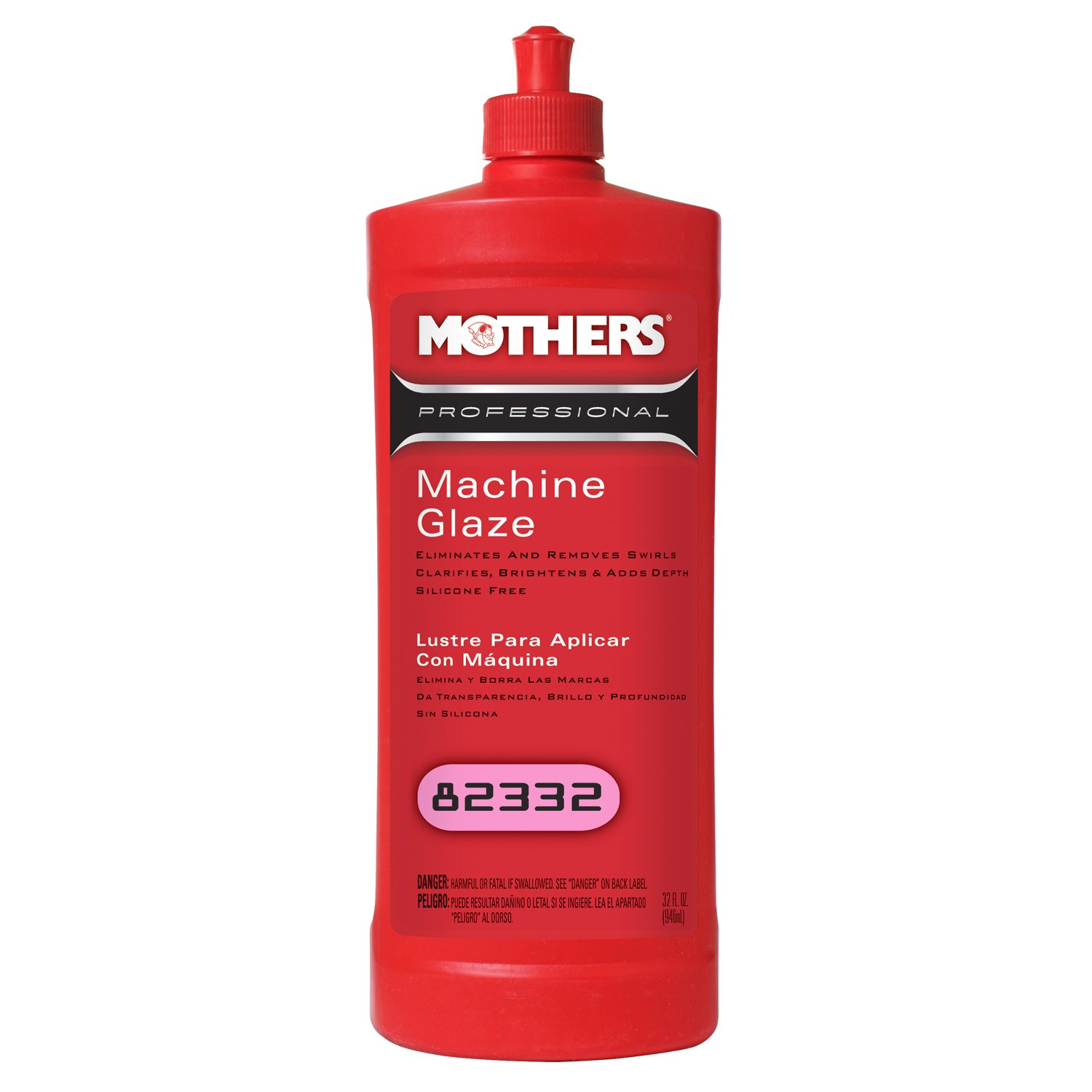 Amazon.com: Mothers 82332 Professional Machine Glaze - 32 oz.: Automotive