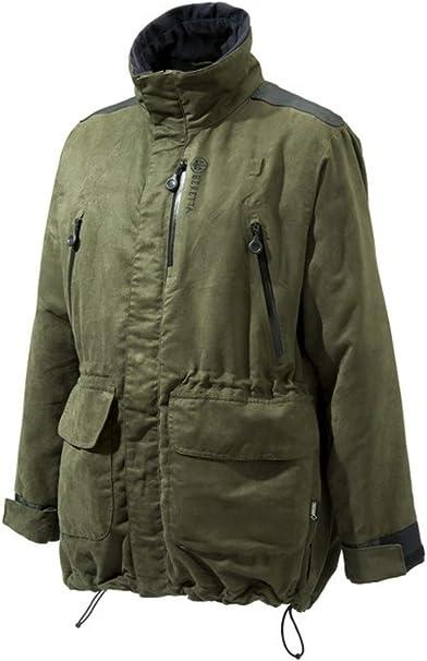goffo tuttavia Visa  BERETTA Kodiak Jacket Green Giacca in Gore-Tex® da Caccia Modello GU8T0  02289 0715 Materiale supermicrofibra Pesante Colore Verde Famiglia Prodotto  Forest: Amazon.it: Abbigliamento