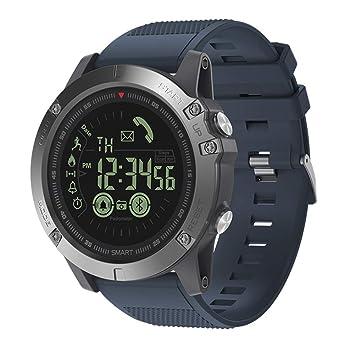 su Reloj Inteligente, Deportes Al Aire Libre Relojes Inteligentes para Hombres Bluetooth con Notificación De