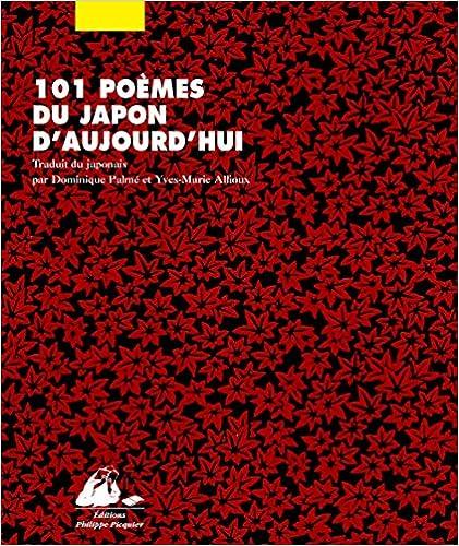 Livres gratuits en ligne 101 poèmes du Japon d'aujourd'hui epub pdf