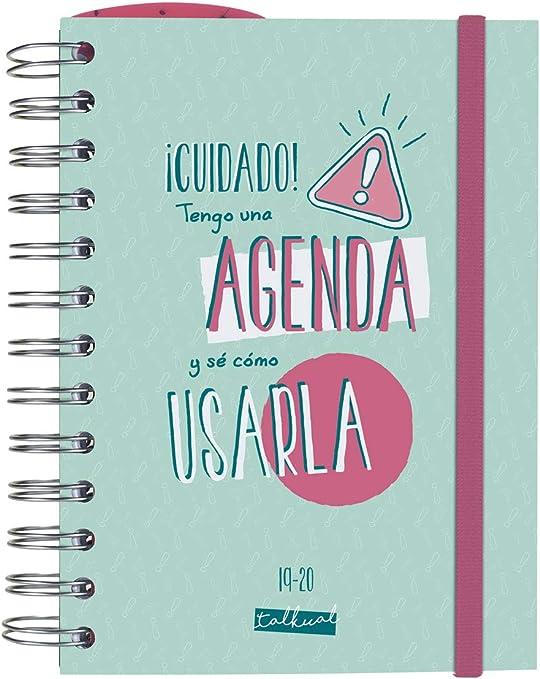 Finocam - Agenda 2019-2020 1 día página formato pequeño (120x169 ...