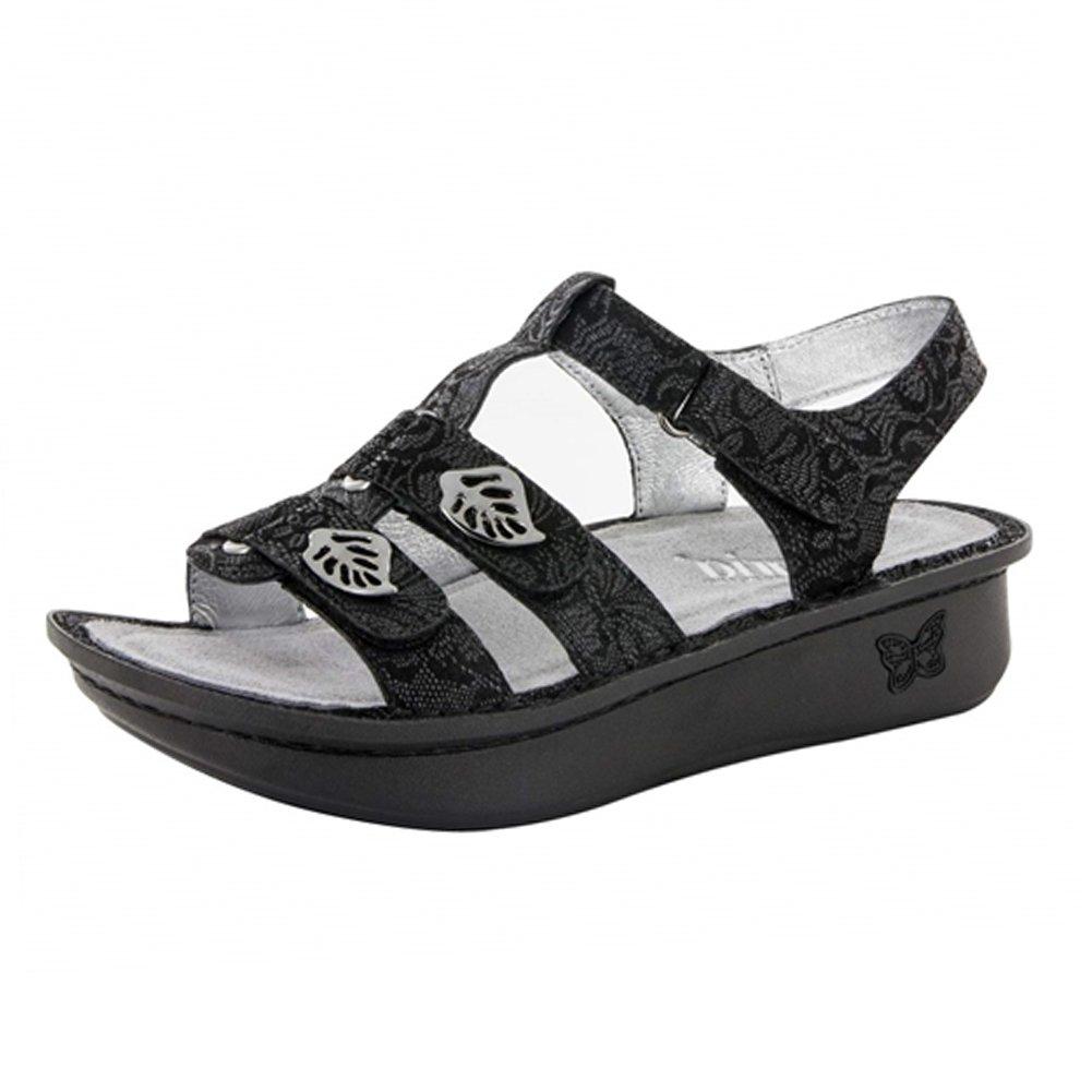 BLACK Alegria Women's Debra Sandal